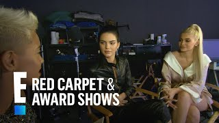 getlinkyoutube.com-Kendall and Kylie Jenner Partner Up to Write New Novel   E! Live from the Red Carpet