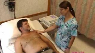 getlinkyoutube.com-Schiller - Performing an ECG/EKG Test