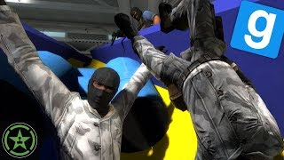 Let's Play - Gmod: Trouble in Terrorist Town - Sneaky Water Slides (#7)