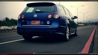 getlinkyoutube.com-iPE Innotech Performance Exhaust VW R36 Valvetronic System