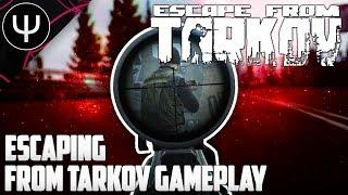 getlinkyoutube.com-Escape From Tarkov — Escaping From Tarkov Gameplay!
