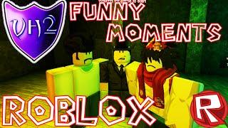 getlinkyoutube.com-[FULL] Roblox Funny Moments : Vampire Hunters 2