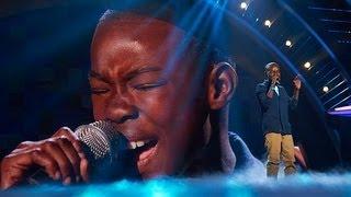 getlinkyoutube.com-Malakai Paul No One - Britain's Got Talent 2012 Live Semi Final - UK version