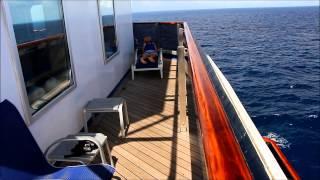 getlinkyoutube.com-Carnival Conquest cabin 8455 tour