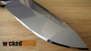 getlinkyoutube.com-Blade Show 2015: Wicked Edge Knife Sharpening System