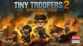 Tiny Troopers 2 secondo capitolo sparatutto su iOS e Android