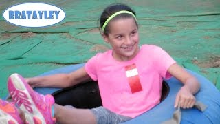 getlinkyoutube.com-Summer Tubing! (WK 186) | Bratayley
