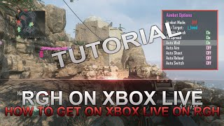 getlinkyoutube.com-Jtag Tutorials #50 How to get on Xbox Live with Stealth/Offline Files in 2016