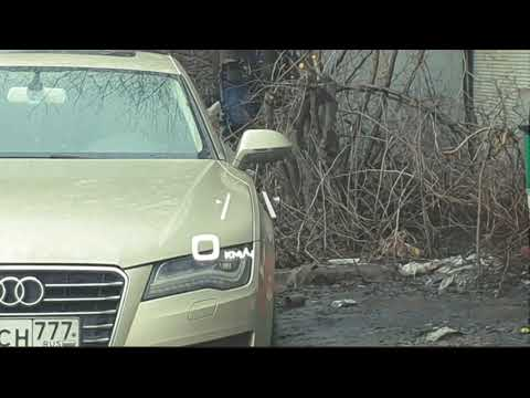 Установка опции active lane assist на Audi Q7 4M audi-upgrade.ru