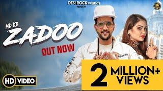 जादू | ZADOO - ROCK | MD KD |Miss Dora | Desi Rock-Latest Haryanvi Songs Haryanavi | Haryanvi Song