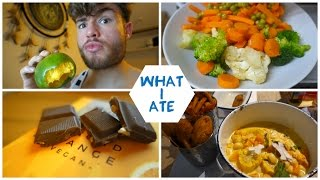 getlinkyoutube.com-Vegan High Protein Full Day of Eating | 200g Protein