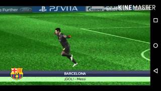 getlinkyoutube.com-Fts 16 vs PES 16 android