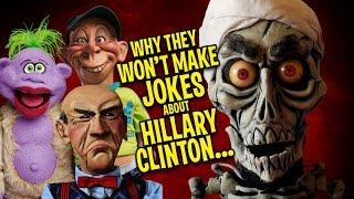 getlinkyoutube.com-Why They Won't Make Jokes About Hillary Clinton... | JEFF DUNHAM