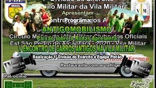 V Encontro Vila Militar Equipe Pistão