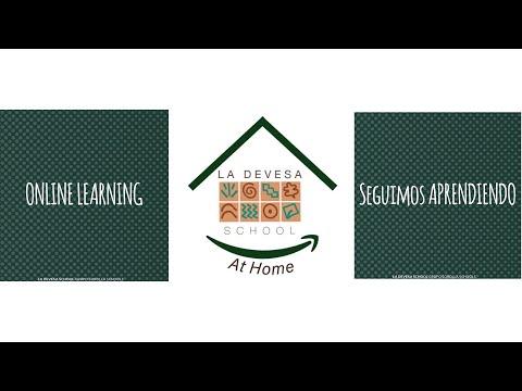 Online Lessons4 LDSE LaDevesaSchoolAtHome