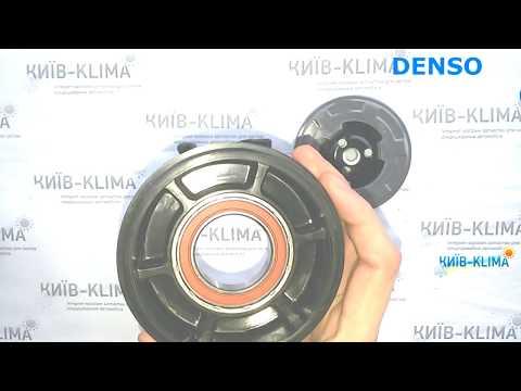 Шкив компрессора BMW 3, 5, 7 68798