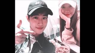 getlinkyoutube.com-Baekhyun like to tease Suho for Eunji