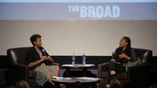 Director Ava Duvernay with Artist Kara Walker