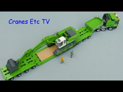 Cranes Etc TV: HTM Christen MB + Goldhofer Trailer Review