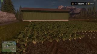 getlinkyoutube.com-Farming Simulator 2017 - zawracanie pracownika