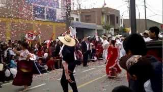 Desfile San Gerardo - Huachipa