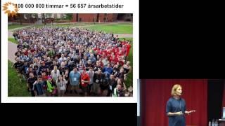 GULDKALASET - Elisabeth Thand Ringqvist Vd Företagarna Sverige
