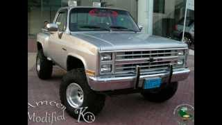Restorations 1985 chevy 4x4 ( Ameen project )