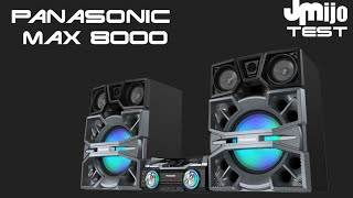 getlinkyoutube.com-Panasonic MAX 8000 - Juanmanuelijo TEST