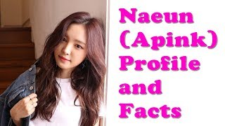 APINK Naeun Profile and Facts | KPOP APINK