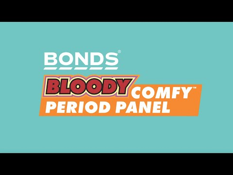 Bonds Bloody Comfy Period Panel | Episode 1