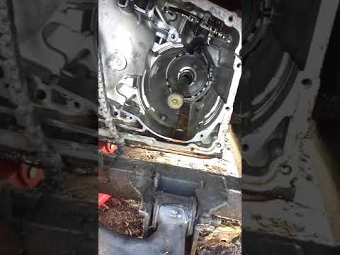 4T65 E Transmission Teardown Inspection