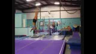 Shelby Stewart Acrobatics and Tumbling College Recruitment Video