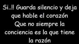Deja Que Hable El Corazon (Letra) - Los Aldeanos