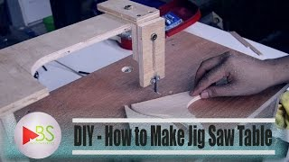 getlinkyoutube.com-Jig Saw Table