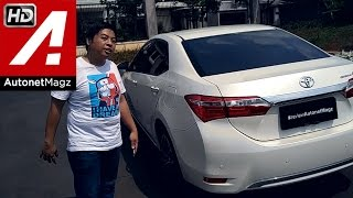 getlinkyoutube.com-Review All New Toyota Corolla Altis Indonesia by AutonetMagz