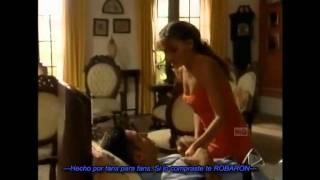 getlinkyoutube.com-Abrazame Muy Fuerte- Maria del Carmen ve a Carlos Manuel dormido; se besan (capitulo 44)