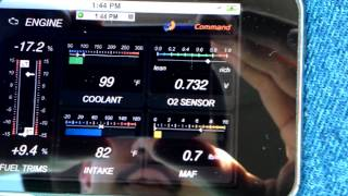 getlinkyoutube.com-OBD2 Wifi Scanner + DashCommand