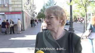 getlinkyoutube.com-Stosunki litewsko-polskie: Ulica swoje wie... www.wilnoteka.lt