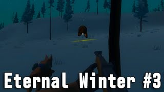 getlinkyoutube.com-Eternal Winter 実況 #3 犬ぞりでニート村を救え 「クマ狩り」