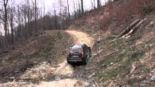 getlinkyoutube.com-Dacia Duster off-road