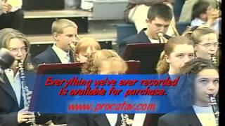 getlinkyoutube.com-Chalkville Middle School Band Concert 1997