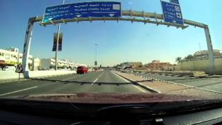 getlinkyoutube.com-Education City to Al-Ahli hospital.