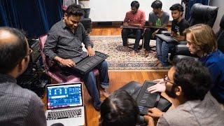 getlinkyoutube.com-A.R. Rahman's KM Music Conservatory - Making Music on the Seaboard RISE