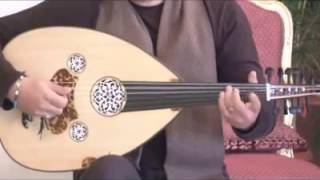 getlinkyoutube.com-الدرس الثاني  من دروس تعليم الة العود للعازف المتميز غسان اليوسف