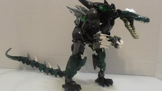 How To Build Your Own Lego Ultrabuild Godzilla