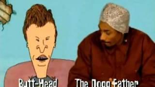 getlinkyoutube.com-Snoop Dogg Hosting Beavis & Butt-Head Moron-A-Thons ('96)