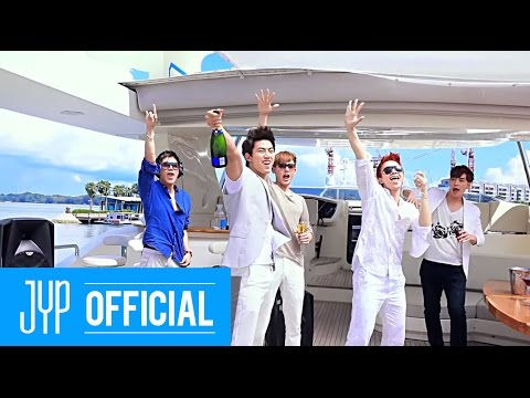 [M/V] 2PM &quot;HANDS UP(East4A mix)&quot; from HANDS UP