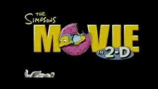 getlinkyoutube.com-The Simpsons Movie Trailer HD