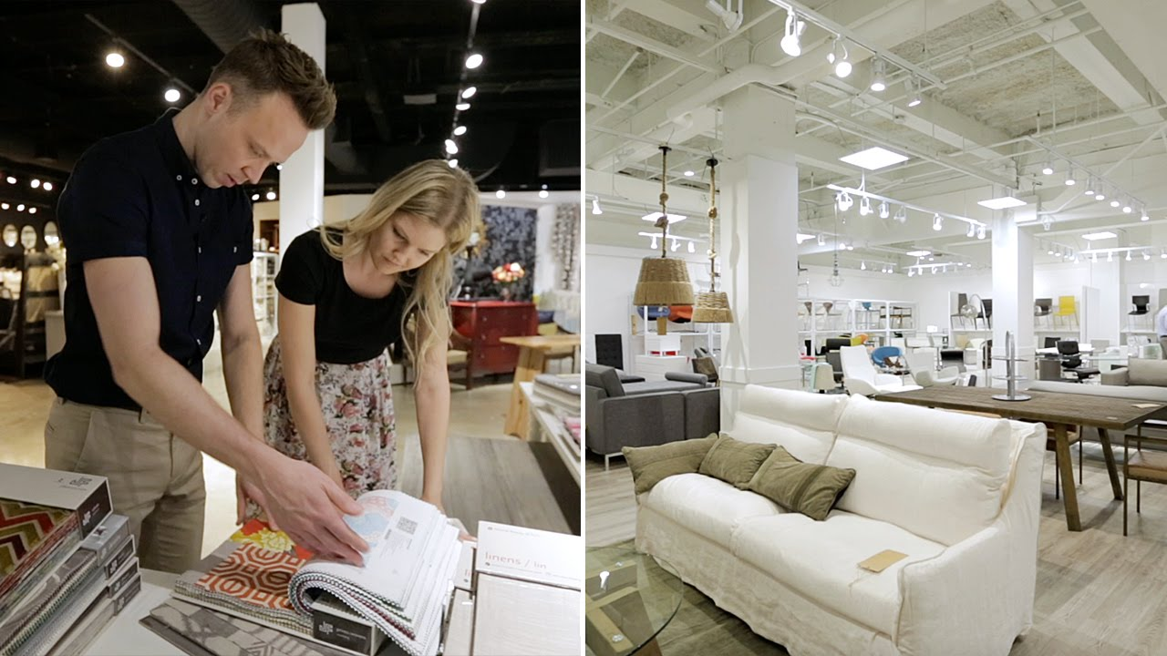 Interior Design — Discover Where Interior Designers Shop!