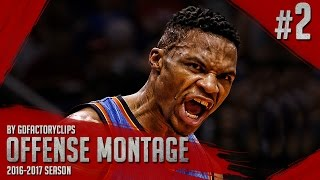 getlinkyoutube.com-Russell Westbrook Offense Highlights Montage 2015/2016 (Part 2) - LOYALTY!